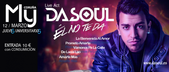 DASOUL (live Act)
